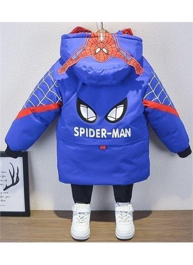 Riccotarz Erkek Çocuk Spider-Man Armalı Mont Renkli